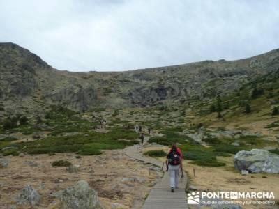 Lagunas de Peñalara - Parque Natural de Peñalara;club de montaña madrid;federacion montaña madri